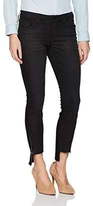 Siwy Women's Ciara Low Rise Hem Zip Skinny in