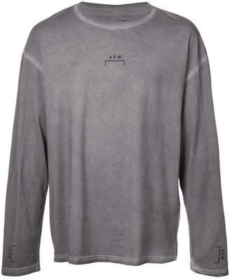 A-Cold-Wall* logo printed sweatshirt