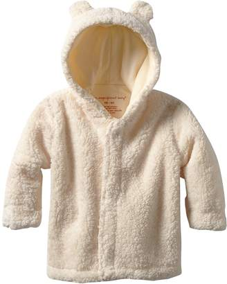 Magnificent Baby Hooded Bear Jacket, Crea Months, 12-18 Months, 1-Pack