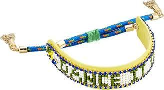 Rebecca Minkoff Women's Dance It Out Seed Bead Friendship Bracelet