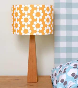 Mustard Yellow Floor Lamp