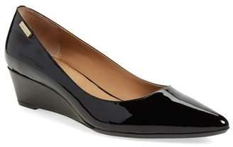 Calvin Klein Germina Pointy Toe Wedge