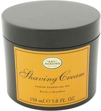 The Art of Shaving Men's 5Oz Lemon Shaving Cream