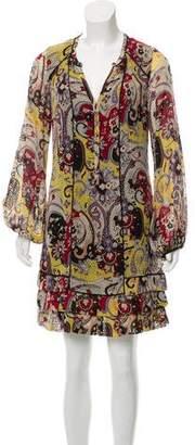 Diane von Furstenberg Lynda Silk Dress