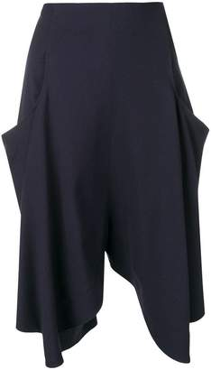 J.W.Anderson flared shorts