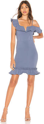 Donna Mizani Remington Mini Dress