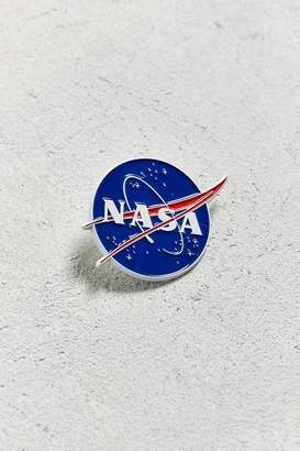 Urban Outfitters NASA Meatball Logo Pin