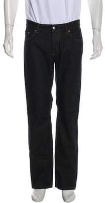 Helmut Lang Vintage Five-Pocket Straight-Leg Jeans