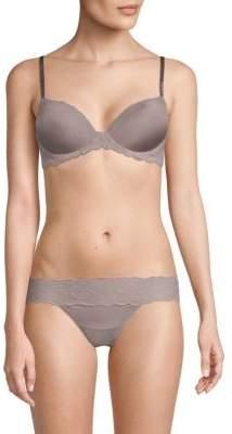 Calvin Klein Underwear Seductive Comfort with Lace Demi