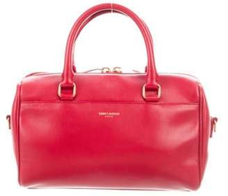 Saint Laurent Classic Toy Duffle Bag Red Classic Toy Duffle Bag