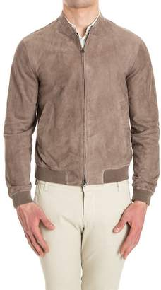 Herno Suede Jacket