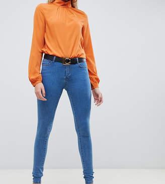Vero Moda Tall Slim Jegging in blue