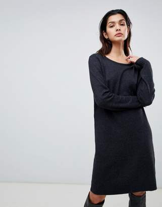 Vila Knitted Sweater Dress