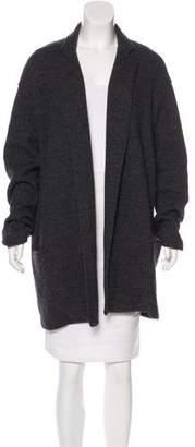 Equipment Long Sleeve Knit Jacket