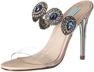 Betsey Johnson Blue by Women's SB-Owen Heeled Sandal