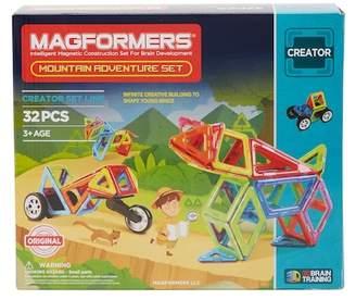 Magformers Mountain Adventure 32-Piece Set