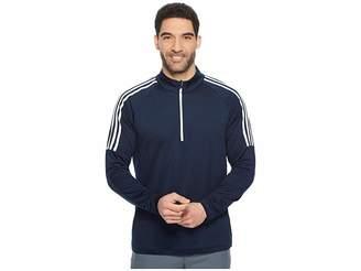 adidas Classic 3-Stripes 1/4 Zip Pullover