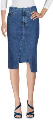Aries Denim skirts