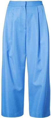 ADAM by Adam Lippes pleated culottes