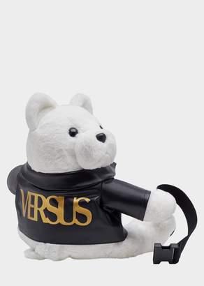 Versace Versus Polar Bear Backpack