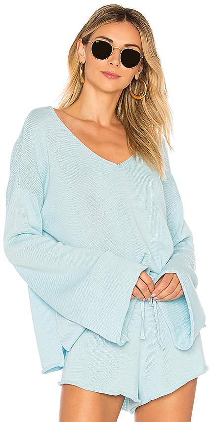 ZULU & ZEPHYR x Revolve Chill Knit Sweater