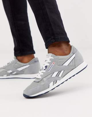 3bf2dfcfc3925 Mens Reebok Classic Trainers - ShopStyle UK