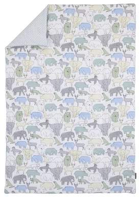 DwellStudio Caravan Quilt/Play Blanket
