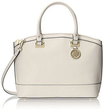 Anne Klein New Recruits Dome Large Satchel Bag $58.77 thestylecure.com