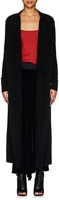 Rick Owens Women's Wool-Blend Belted Cardigan