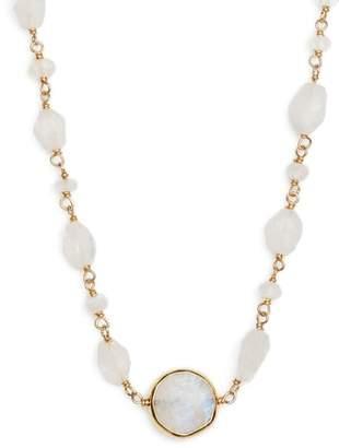 ela rae Libi Coin Pendant Necklace