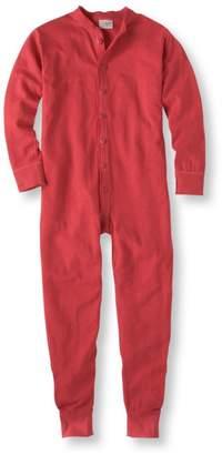 L.L. Bean L.L.Bean Two-Layer Union Suit