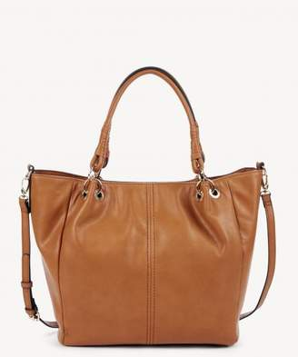 Sole Society Rubie Tote Side Zip Large Tote