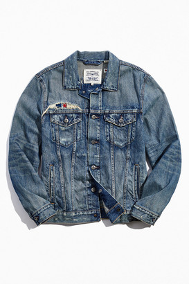 Levi's Levis Made & Crafted Type II Denim Trucker Jacket