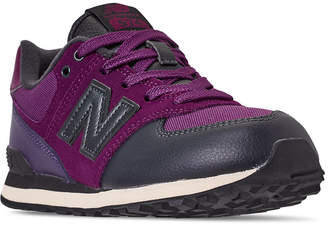 New Balance Little Girls' 574 Casual Sneakers from Finish Line