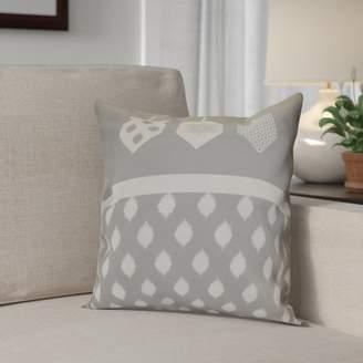 The Holiday Aisle Hanukkah 2016 Decorative Holiday Geometric Throw Pillow