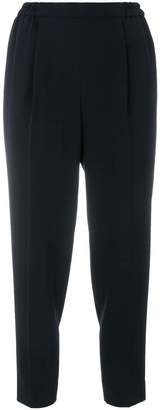 KNOTT cropped trousers