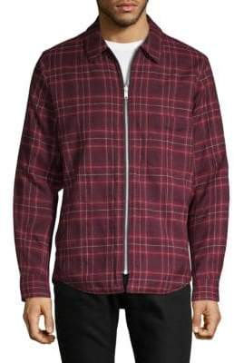 Theory Reversible Quilted Jacket