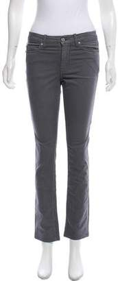 MiH Jeans Mid-Rise Pants
