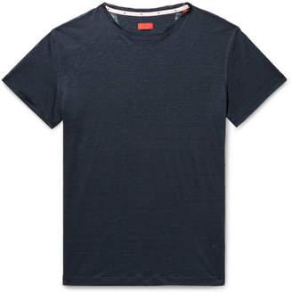 Isaia Linen T-Shirt