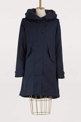 Woolrich Padded Prescott coat