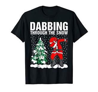 Dabbing Through The Snow Tshirt