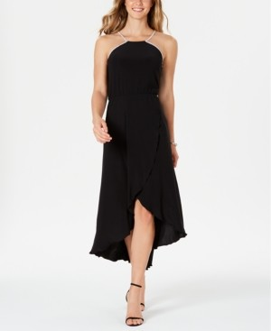 MSK High-Low Dress