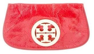 Tory Burch Amanda Patent Leather Clutch