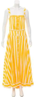 Thierry Colson Rossana Maxi Dress w/ Tags