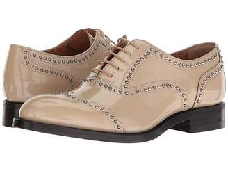 Church's Shine Met Studded Patent Oxford Women's Lace up casual Shoes