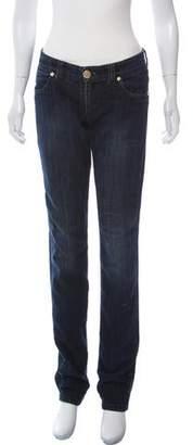 Faith Connexion Mid-Rise Skinny Jeans