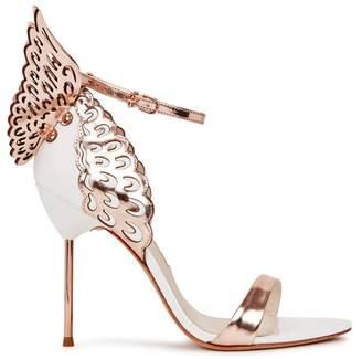 Sophia Webster Evangeline Winged Leather Sandals