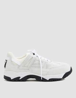 Maison Margiela Security Sneaker in Off White