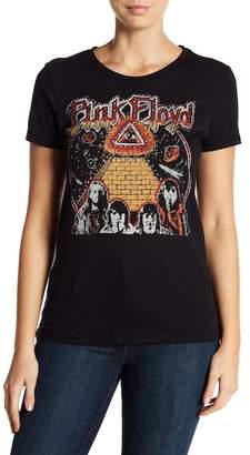 Lucky Brand Pink Floyd Studded Tee