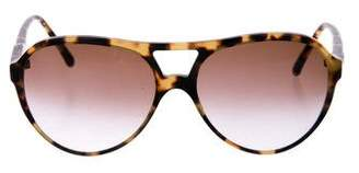 Louis Vuitton Amory Aviator Sunglasses